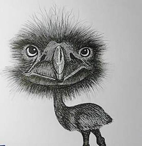 Emu Thumbnail