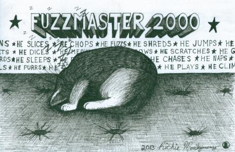 Fuzzmaster 2000 Richie Montgomery Thumbnail