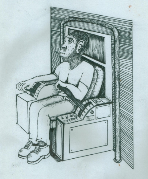 seated-monkey-sketch-richie-montgomery